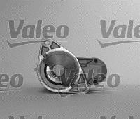 Démarreur - VALEO - 458170