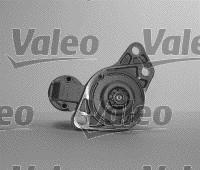 Démarreur - VALEO - 458160