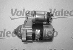 Démarreur - VALEO - 458159