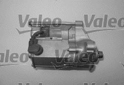 Démarreur - VALEO - 455612