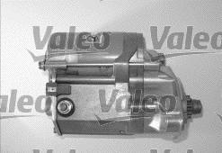 Démarreur - VALEO - 455638