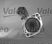 Démarreur - VALEO - 438123