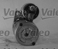 Démarreur - VALEO - 438156