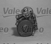 Démarreur - VALEO - 438166