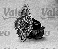 Démarreur - VALEO - 458027