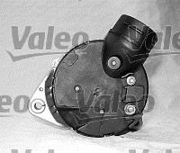 Alternateur - VALEO - 437595