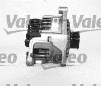 Alternateur - VALEO - 437189