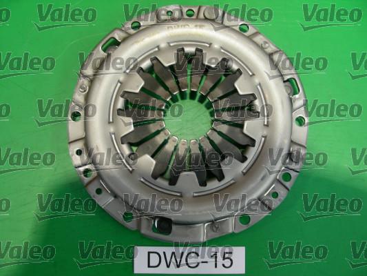 Kit d'embrayage - VALEO - 826850