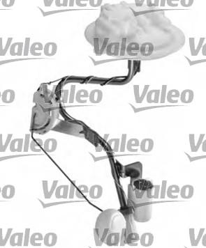 Capteur, niveau de carburant - VALEO - 347361