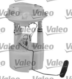 Capteur, niveau de carburant - VALEO - 347380