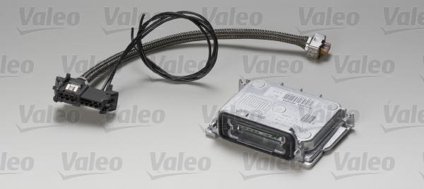 Ballast, lampe à décharge de gaz - VALEO - 043475