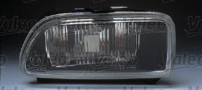 Projecteur antibrouillard - VALEO - 085164