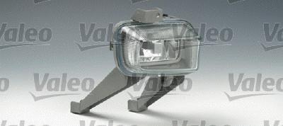 Projecteur antibrouillard - VALEO - 085751