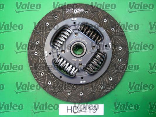 Kit d'embrayage - VALEO - 826843