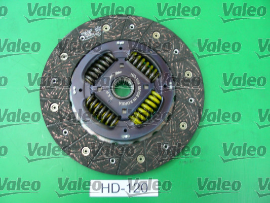 Kit d'embrayage - VALEO - 826831