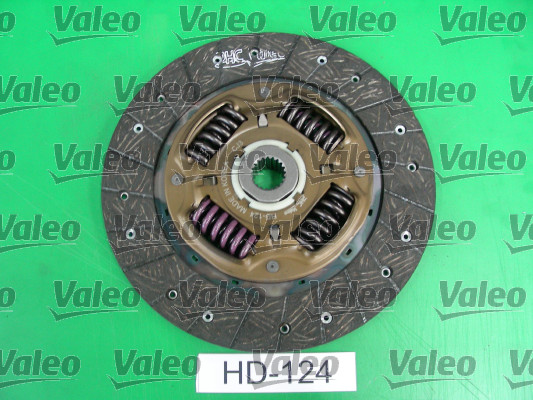 Kit d'embrayage - VALEO - 826819