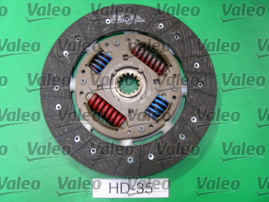 Kit d'embrayage - VALEO - 826584