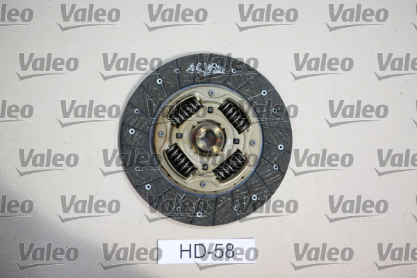 Kit d'embrayage - VALEO - 821386