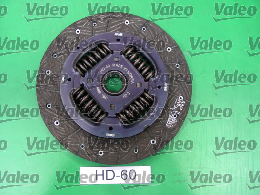 Kit d'embrayage - VALEO - 821350