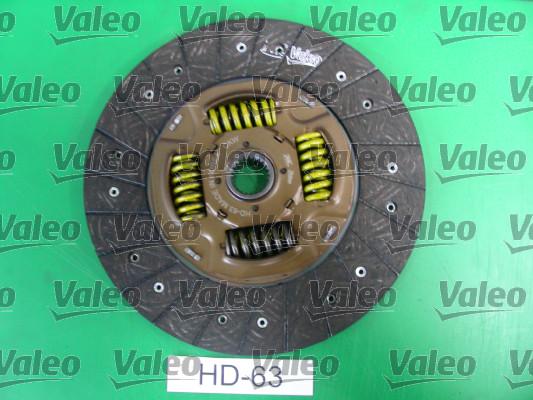 Kit d'embrayage - VALEO - 826331