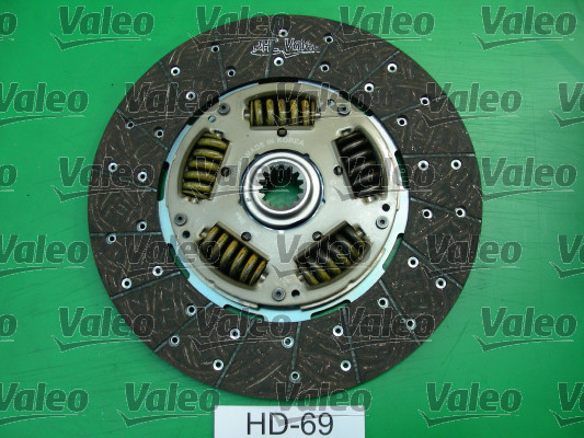 Kit d'embrayage - VALEO - 826852