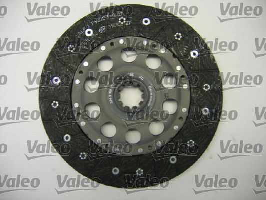 Kit d'embrayage - VALEO - 826643