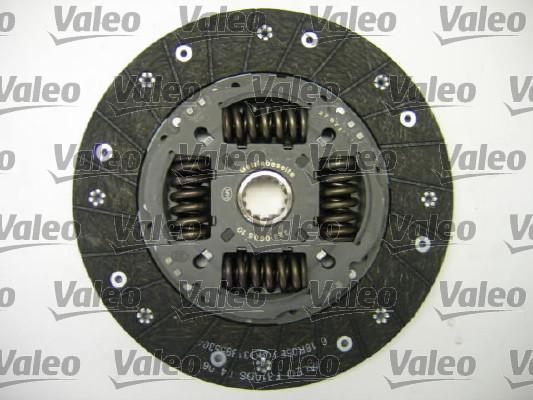 Kit d'embrayage - VALEO - 826671