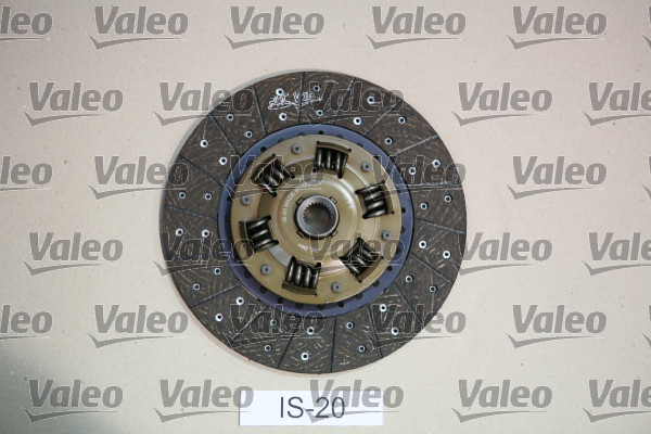Kit d'embrayage - VALEO - 826833