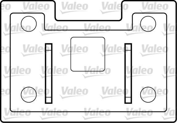 Lève-vitre - VALEO - 850048