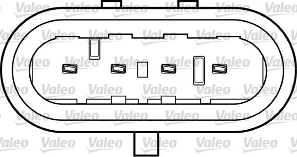 Lève-vitre - VALEO - 850231