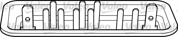 Lève-vitre - VALEO - 850454