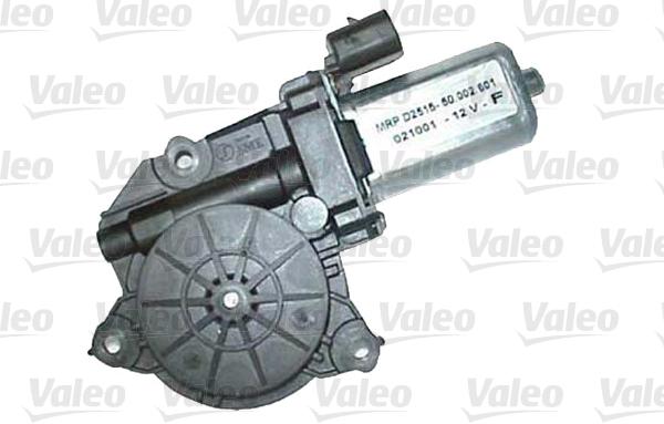 Moteur électrique, lève-vitre - VALEO - 850510