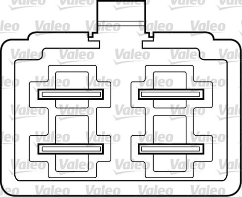 Lève-vitre - VALEO - 850542
