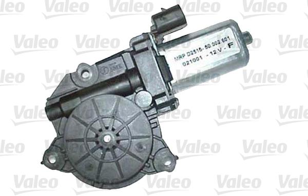 Moteur électrique, lève-vitre - VALEO - 850665