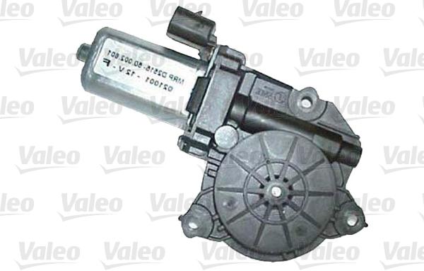 Moteur électrique, lève-vitre - VALEO - 850667