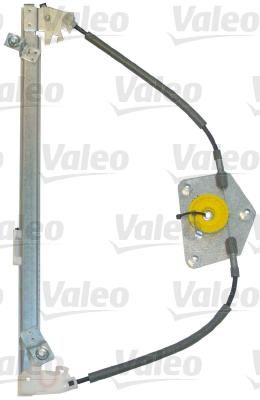 Mâchoire coulissante, lève-vitre - VALEO - 850849