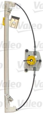 Mâchoire coulissante, lève-vitre - VALEO - 850900