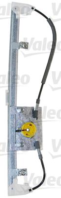 Mâchoire coulissante, lève-vitre - VALEO - 850908