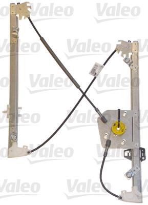 Mâchoire coulissante, lève-vitre - VALEO - 850925