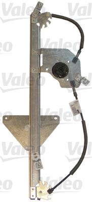 Mâchoire coulissante, lève-vitre - VALEO - 850933