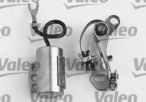 Kit d'assemblage, unité d'allumage - VALEO - 248329