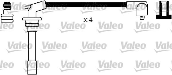 Jeu de fils d'allumage - VALEO - 346654