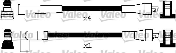 Jeu de fils d'allumage - VALEO - 346644