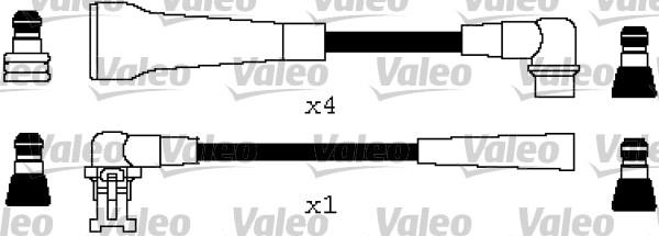 Jeu de fils d'allumage - VALEO - 346607