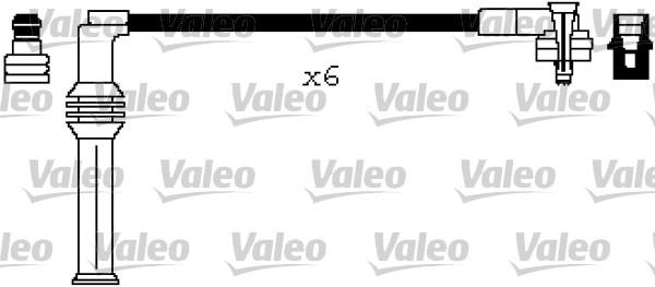 Jeu de fils d'allumage - VALEO - 346599
