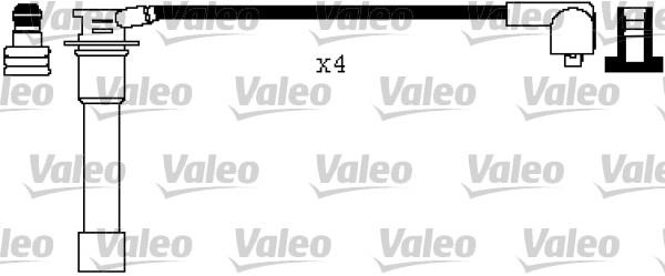 Jeu de fils d'allumage - VALEO - 346595
