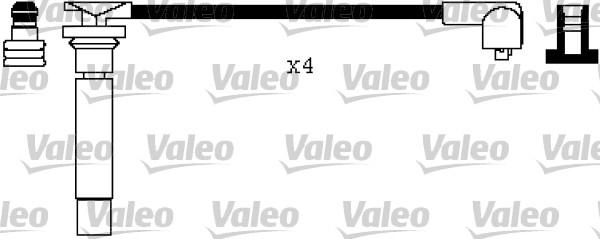 Jeu de fils d'allumage - VALEO - 346594