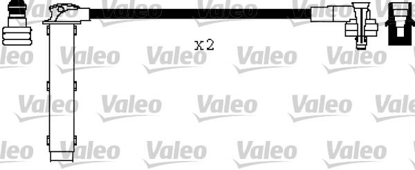 Jeu de fils d'allumage - VALEO - 346552