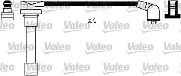 Jeu de fils d'allumage - VALEO - 346551