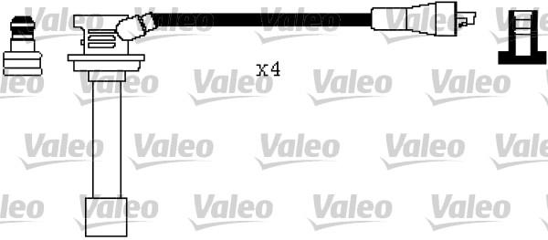 Jeu de fils d'allumage - VALEO - 346537